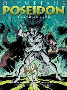 How do poseidon and zeus interact in this book